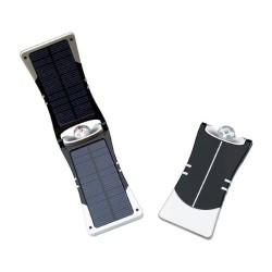 Smart Phone Black Solar Charger: 4 units/Case