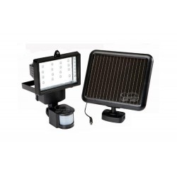 16 Led 1150 Lumen Garage Sensor Solar Security Light: 12 units/Case