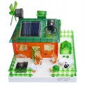 Solar Eco-farm Science Educational Kit for age 5+: 12 units/Case