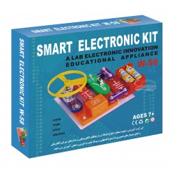 Snap On Electronic Education Kit for age 5+: 20 units/Case